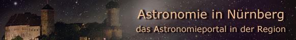 Astronomie in Nürnberg - das Portal für die Region